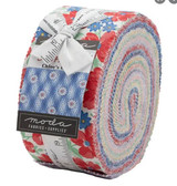 """30's Playtime - Chloe's Closet - 2 1/5"""" Jelly Roll"""