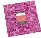 Malibu Batiks 10in Layer Cake 40x squares