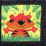 Noah's Jungle Chalkcloth Book