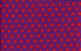 KF Classics - Spot - Purple  1/2 Metre Length