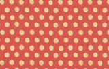 KF Classics - Spot - Paprika  1/2 Metre Length