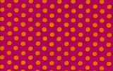 KF Classics - Spot - Magenta  1/2 Metre Length