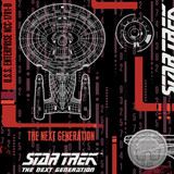 Star Trek Enterprise 1/2 Metre Length