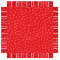 55013 - AccuQuilt -  Rag Square 8.5""