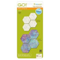 "55422 - English Paper Piecing Hexagon 1"""