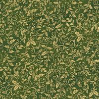 Winter's Grandeur 3 - 15192 -Green 1/2 Metre Length