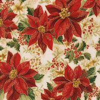 Holiday Flourish 8 - 15149 - Holday 1/2 Metre Length