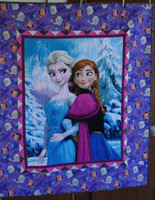 "Frozen Kitset  Finished Size 471/2"" x 56""   ONE ONLY LEFT"