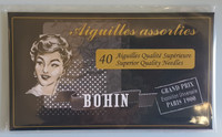 Bohin Needles - 40 Pack Blue