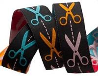 Renaissance Ribbons - Scissors - 1 Meter Length