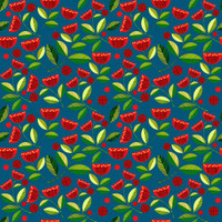 Forest Song Col. 103 Pohutukawa 1/2 Metre Length