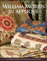 William Morris in Applique book  by Michele Hill