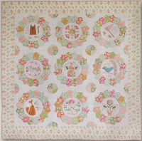 Beyond the Porch by Nathalie Bird of Birdhouse Patchwork Designs - Coming Soon
