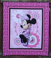 Minie Mouse Kitset  finished size