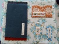Sewing mouse Needlebook - Natalie Bird Design