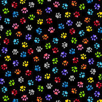 Blank Quilting Pablo Picatso 9781-99   cats paws - per half meter length