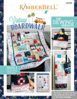 Vintage Boardwalk by Kimberbell - see below for contents