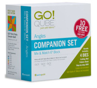 The GO! Qube 6″ Companion Set – Angles AQ55788
