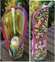 Flipping Out Knitting Bag - In stock now