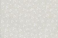 Lynette Anderson Scandinavian Christmas 2 Stars Grey- per half metre length