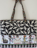 "Quilting Board & Ruler Bag - finished size 26"" x 19"""