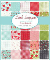 "Little Snippets by Bonnie & Camille 2 1/2"" Jelly Roll"