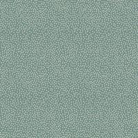 Basic Dots - Cream dot on Blue - DV3405 - 1/2 Metre Length
