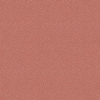 Basic Dots - Red dots on Red - DV3402 - 1/2 Metre Length