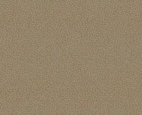 Heartstring Dots - Teal dot on Brown - DV3284 - 1/2 Metre Length