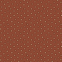 Stars Red - On the 12th day Collection - 1/2 metre length