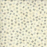 Billie Crotchet | The Blues by Janet Clare, Moda | 1/2 metre length