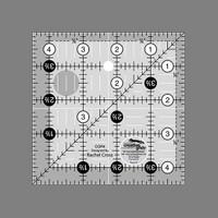 """4 1/2"""" Square"""