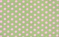 KF Classics - Spot - Mint  1/2 Metre Length