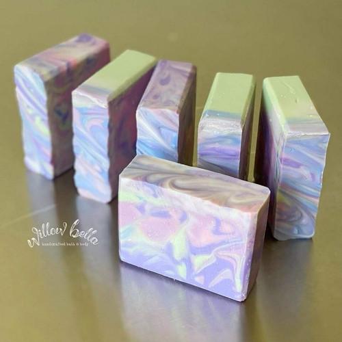 Lavender Cold Process