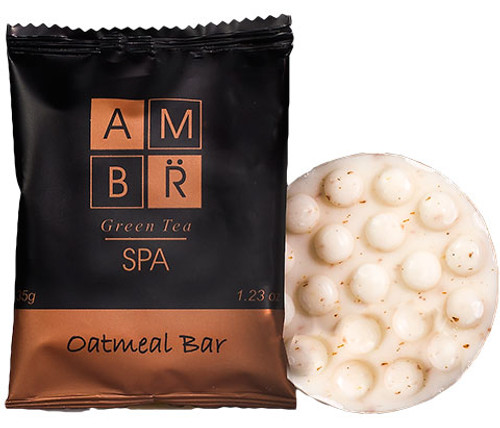 AMBR SPA oatmeal soap
