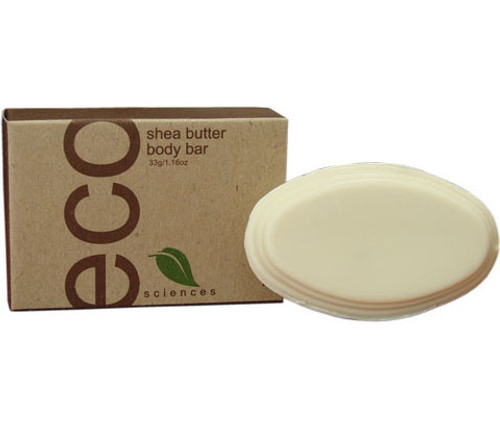 eco shea body bar 34g