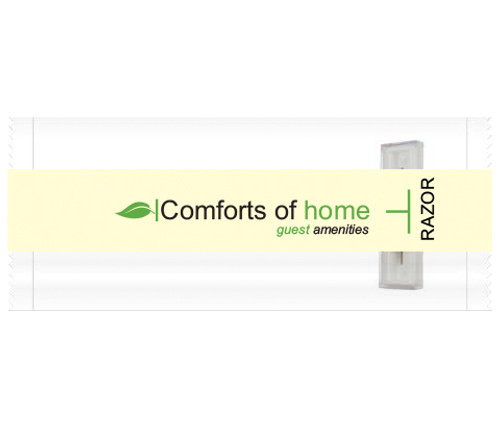 Comforts of Home Razor