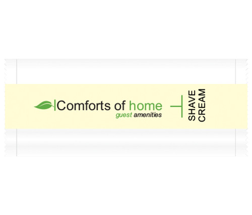 Comforts of Home Shave Cream