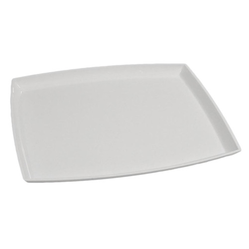 White Amenity Tray
