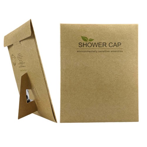 Shower Caps - Kraft