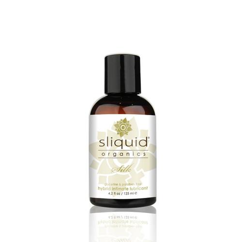 Sliquid Silk Organics Hybrid Personal Lubricant 4.2oz