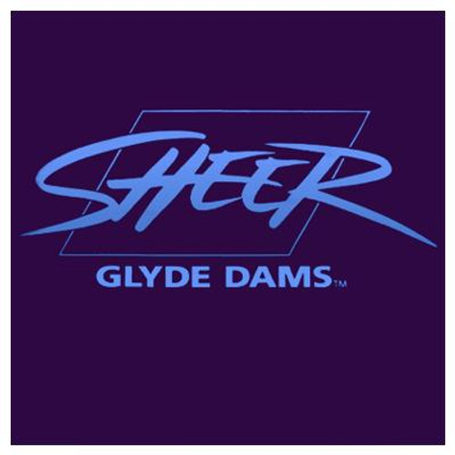 Sheer GLYDE Dams Assorted Flavors Oral Dams 12-Count