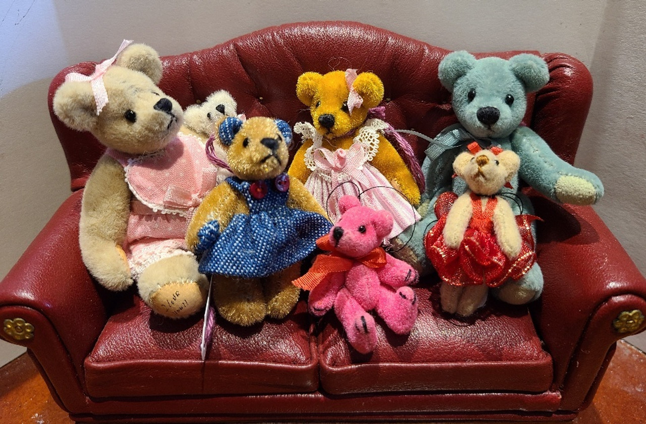 ***NEW***Miniature Teddy Bears