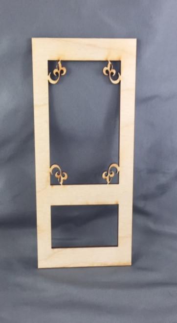 Our 1/12 Scale Screen Door