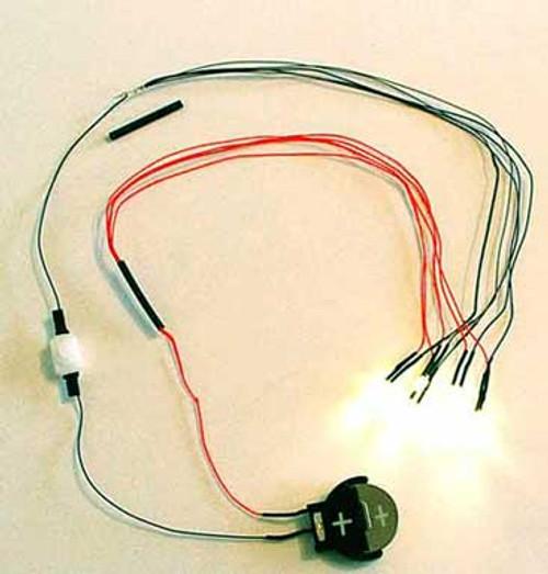 LED lighting Package - 4 LEDs