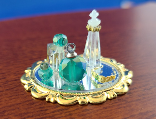 Miniature Perfume Tray #10