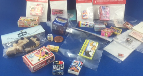 Mixed Lot of 5 Boxes