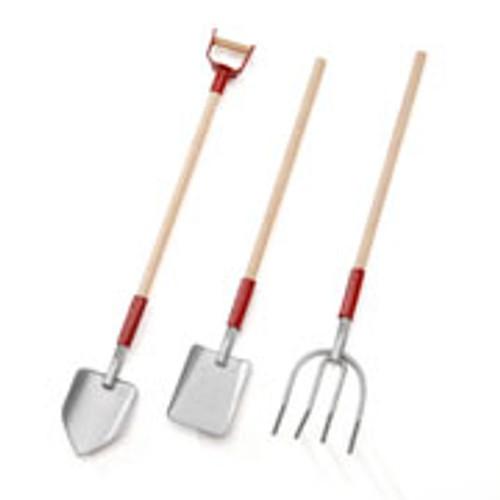 Pitchfork & 2 Shovels