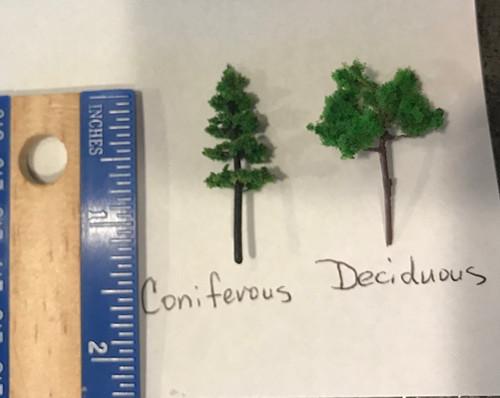 """Tiny Trees - 1 1/2"""" High"""