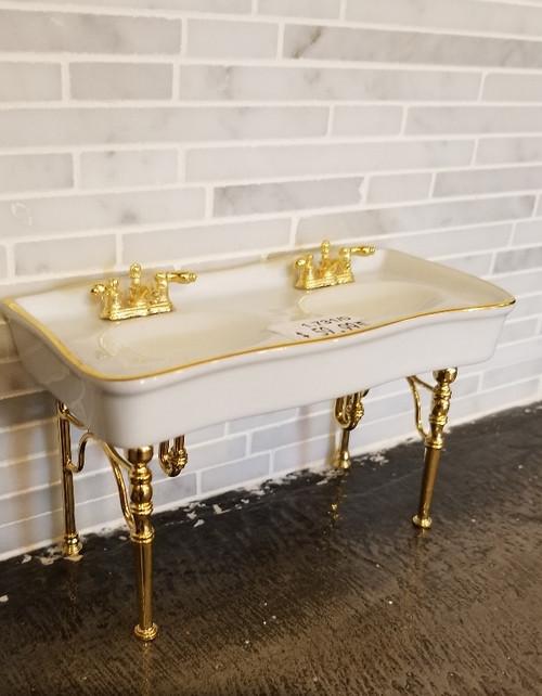 Reutter Porzellan - Classic White Double Sink